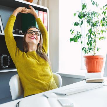 Dicas para cuidar da saúde no trabalho