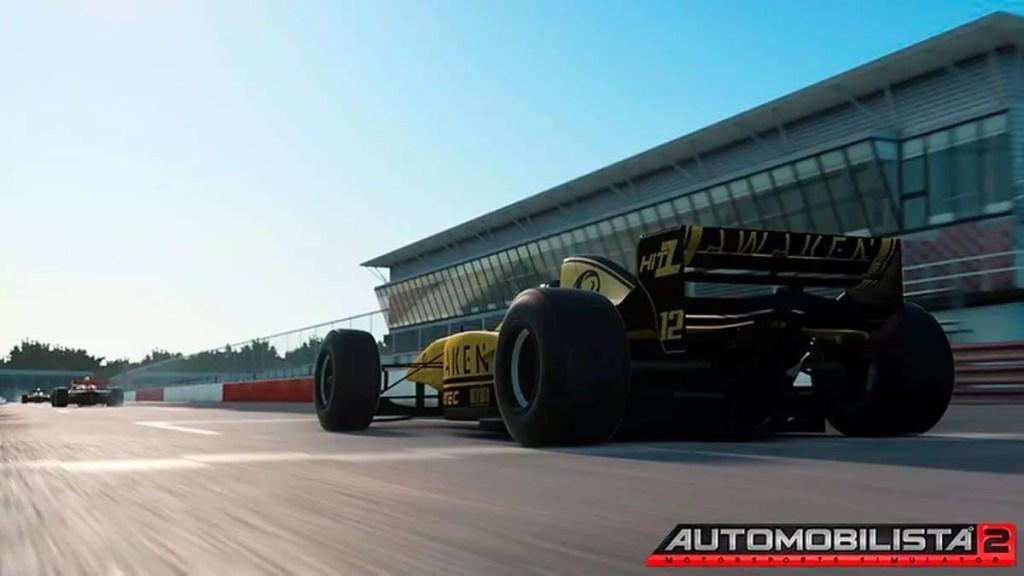 Nurburgring Automobilista 2