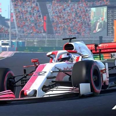F1 2020 Actualizacion 1.07