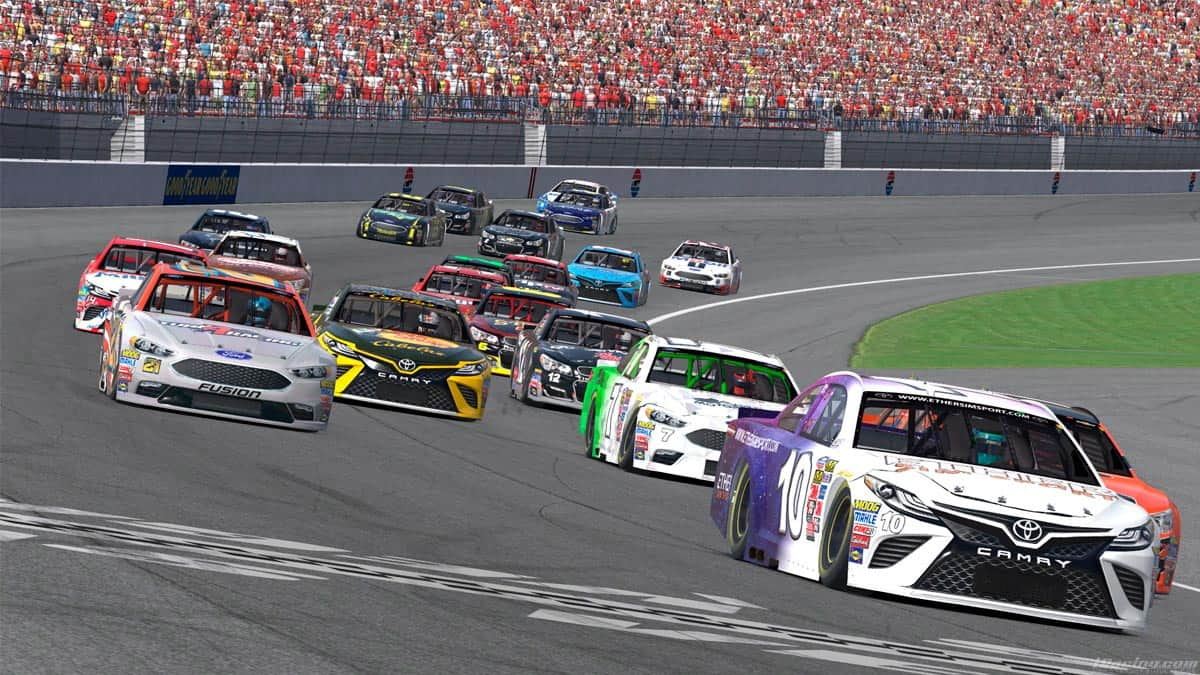 Temporada 3 Parche 6 en iRacing