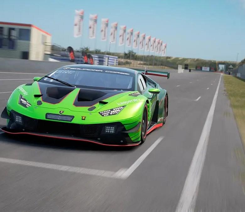 Lamborghini Real Race 2021