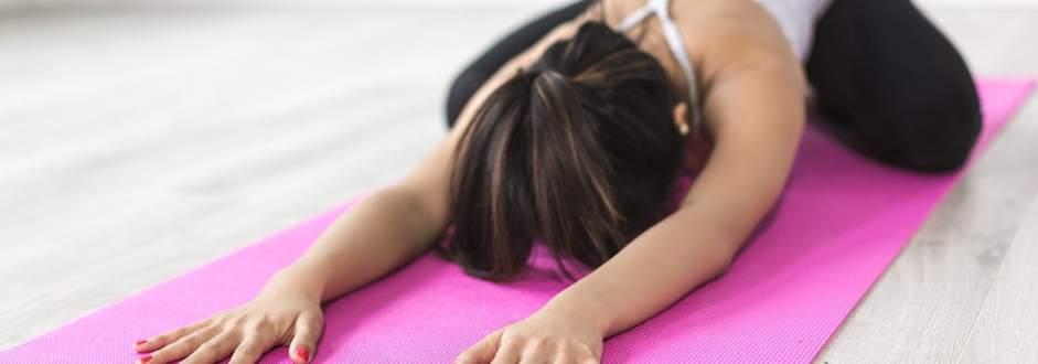 ¿Qué te aporta el yoga cuando eres mayor?
