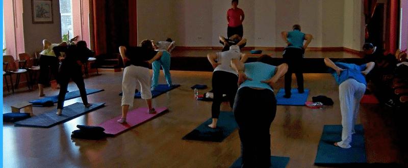 Fotos de yoga de la temporada 2015-16