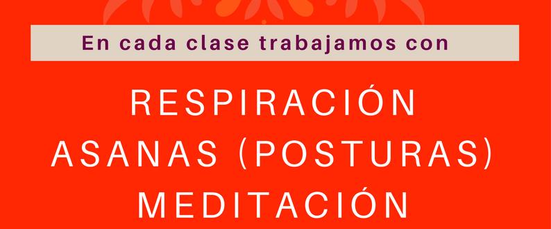 Clases de Yoga en Julio y Agosto