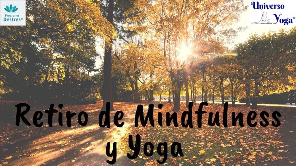 Retiro de Mindfulness y Yoga en Mondariz