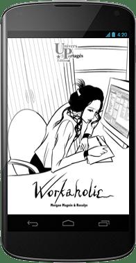 Workaholic - on Nexus 4 - cover