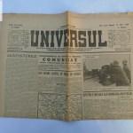 Ziarul Universul 12 mai 1944