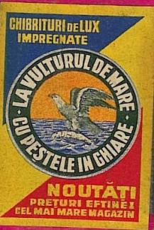 La Vulturul de Mare 333