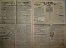 Ziarul Dimineata ; Director C - tin Mille , 27 Iulie 1914 2