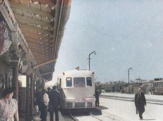11 iulie 1937, trenul Malaxa 1001-1002 Bălan