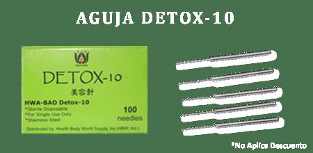 AGUJA DETEX-10