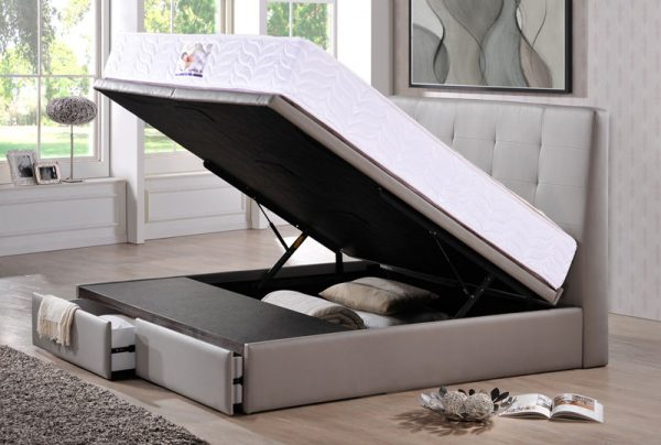Gh30a Bed Drawers Storage Univonna