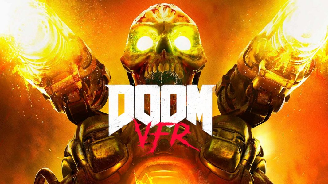 Doom VFR se fait patcher