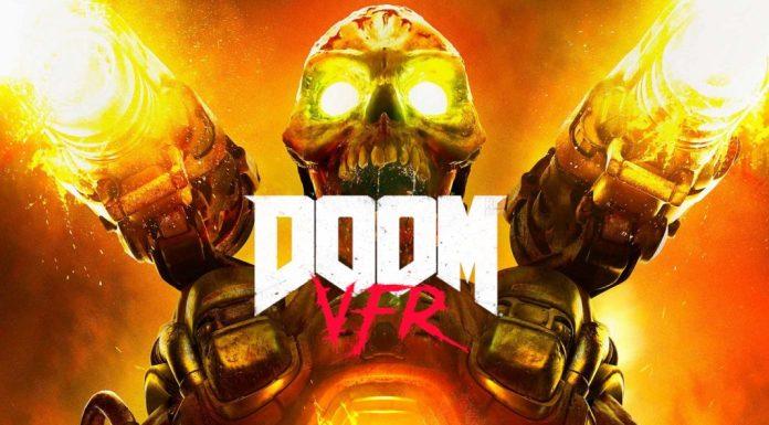 Doom VFR se fait patcher