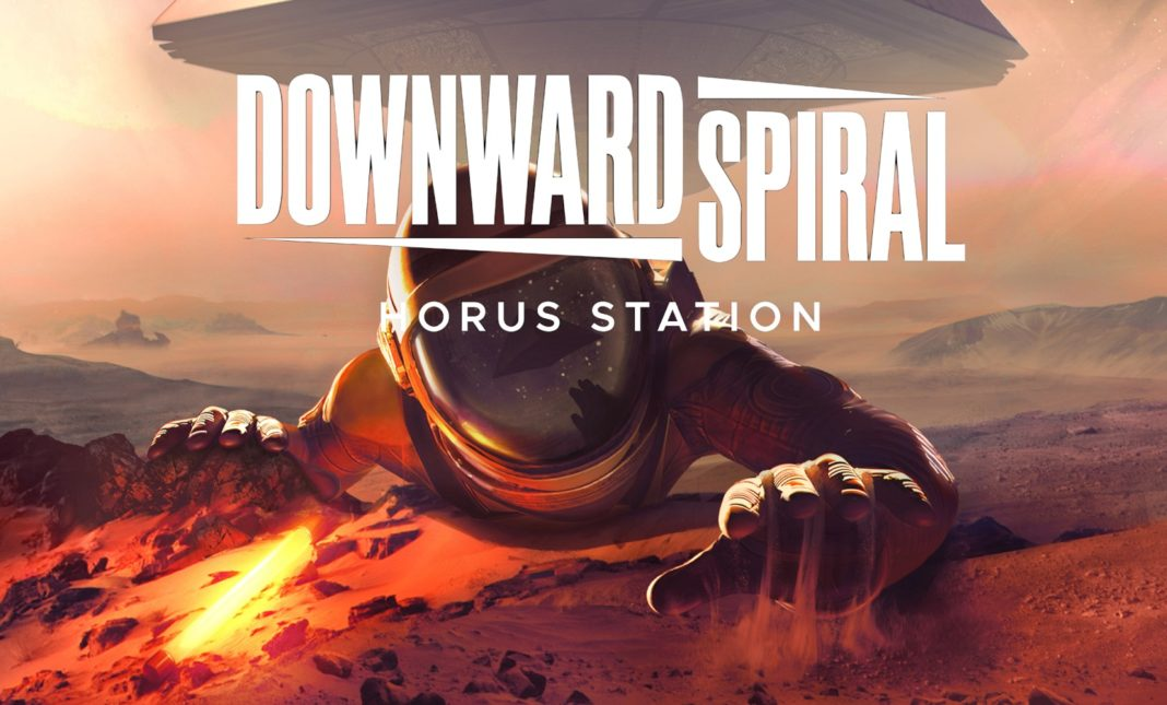 annonce de Downward Spiral Horus Station VR