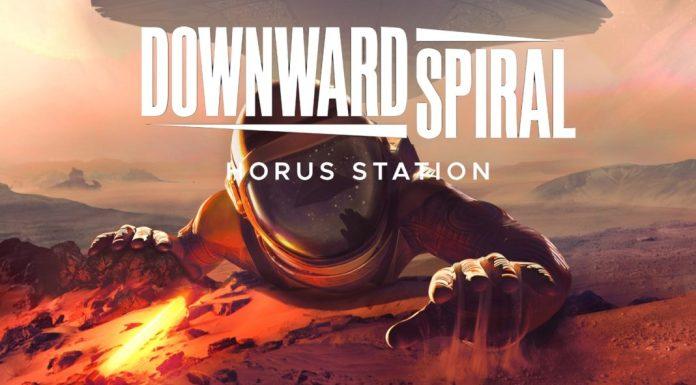annonce de Downward Spiral Horus Station VR