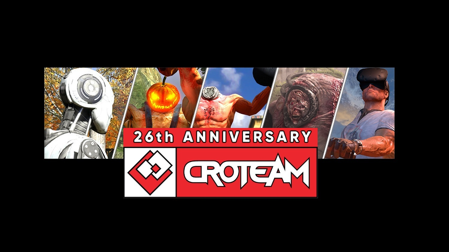 Croteam VR 26 ans
