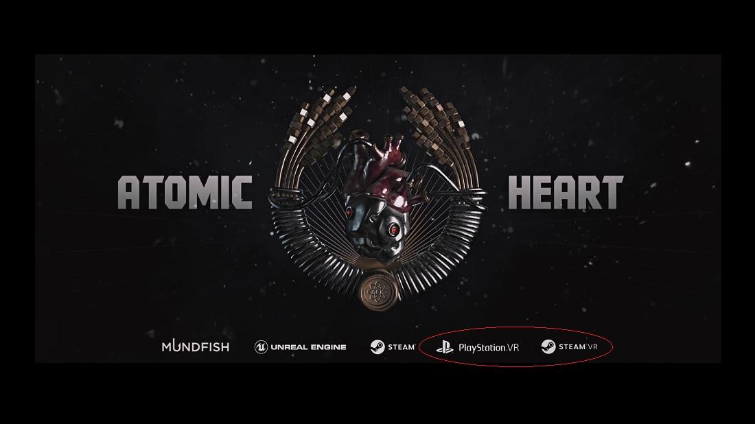 Atomic Heart VR