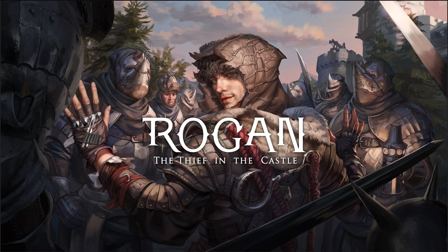 ROGAN: The Thief In The Castle VR