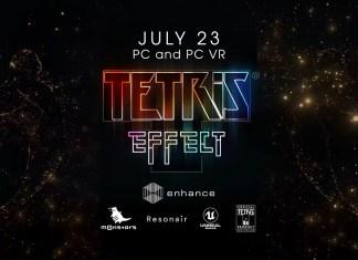 TETRIS EFFECT PC VR