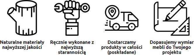 dwfurniture - przykład ikon