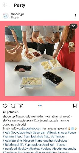 Zdjęcie na Instagram