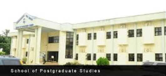Unizik postgraduate Screening Test 2018