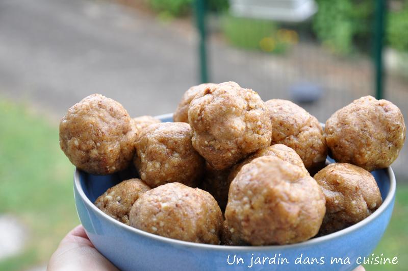 biscuits amandes érable huile de noix de coco un jardin dans ma cuisine