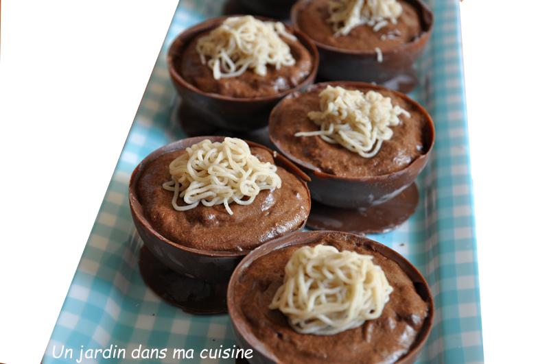 sphères en fête chocolat marron