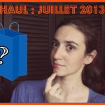 Book Haul : Juillet 2013 | Edition surprise !