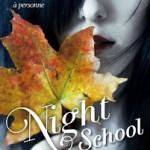 C.J. Daugherty, Night School : Héritage (Night School #2)