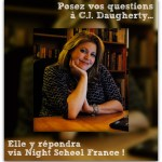 Night School : Posez vos questions à C.J. Daugherty !