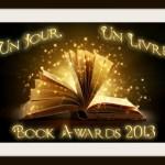 Un Jour. Un Livre. Book Awards 2013