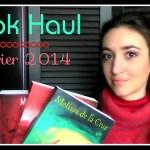 Book Haul : Février 2014