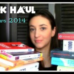 Book Haul : Mars 2014