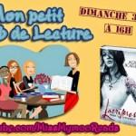 [Mon Petit Club de Lecture] LiveShow spécial «Lacrimosa» d'Alice Scarling