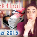 MEGA Book Haul : Janvier 2015