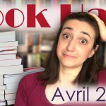 Book Haul : Avril 2015