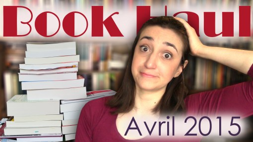 MissMymooReads - Book Haul avril 2015 cover