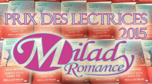 MissMymooReads - Prix des Lectrices Milady Romance 2015 cover