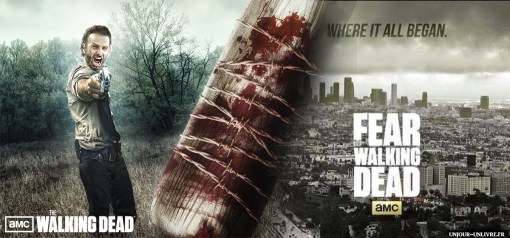 The Walking Dead season 6 visuel