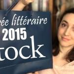 Rentrée littéraire 2015 : éditions Stock