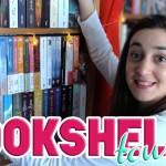 Bookshelf Tour 2015 : le tour de ma bibliothèque (Part. 1)