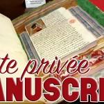 Visite privée des manuscrits de la BNF avec le CNL