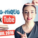 Pique-nique BookTube au Salon du Livre Jeunesse de Montreuil 2016