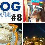 Vlog lecture #8 : Elle est de retour… pour un temps !