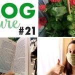 Vlog Lecture #21 : Je fabrique des masques sans couture