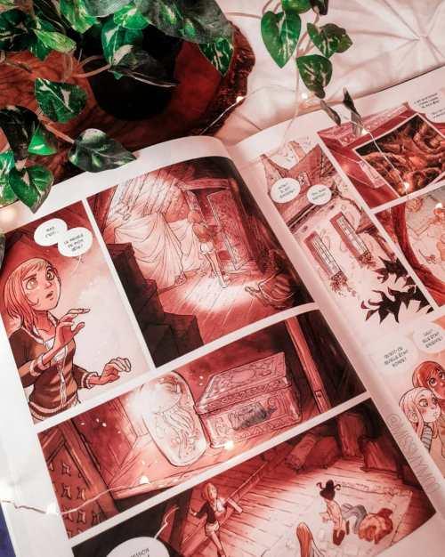 Les Soeurs Grémillet tome 1 : Le rêve de Sarah planches intérieures