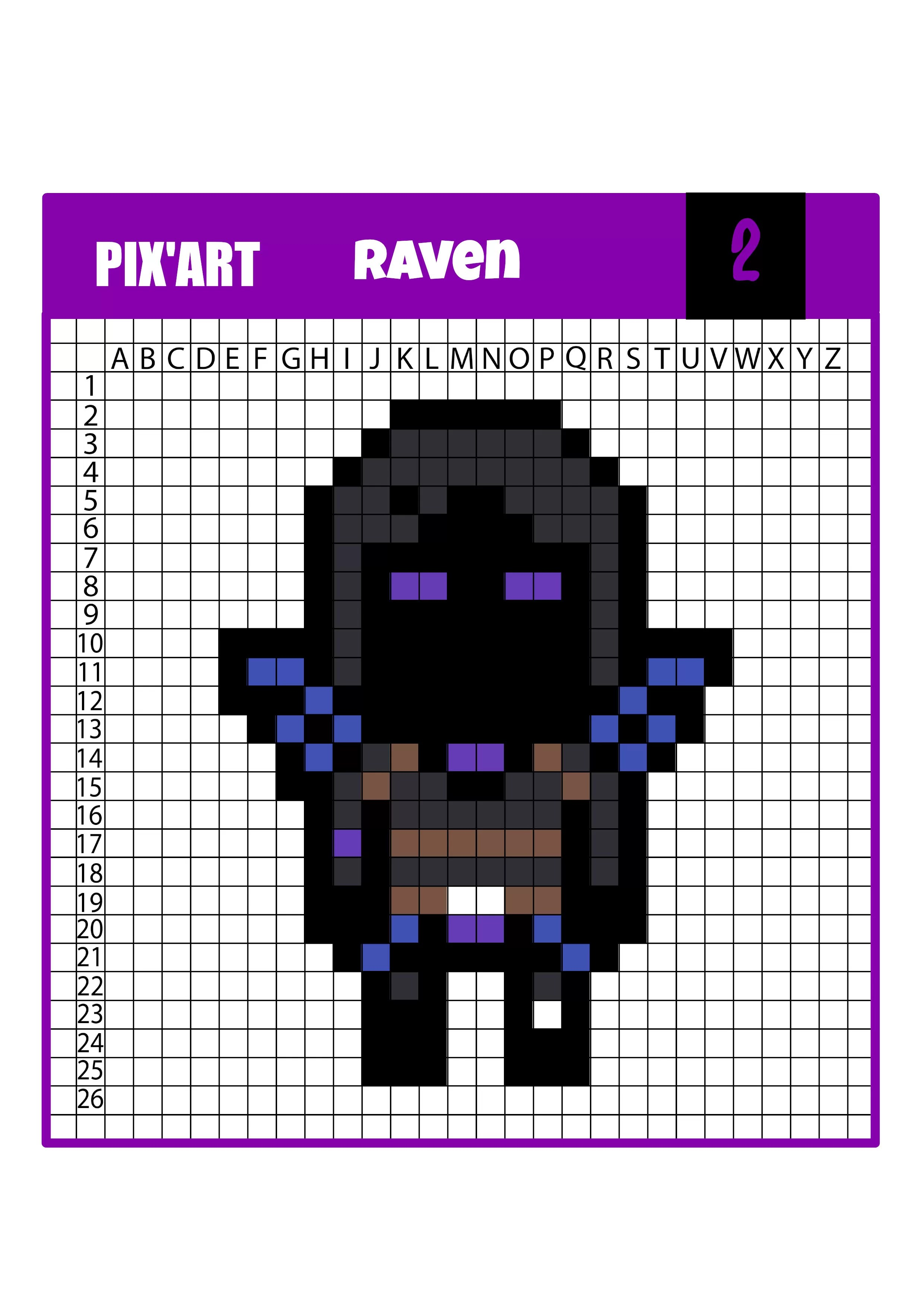 Pixels of Fortnite: Color by Numbers Art Game - Apps on