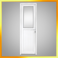 07 Swing Half Glass/Panel Swing Door - U&K